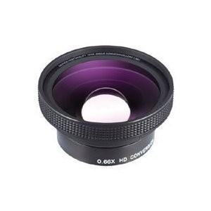 DCR-6600 High Definition Wideangle Conversion Lens 0.66x