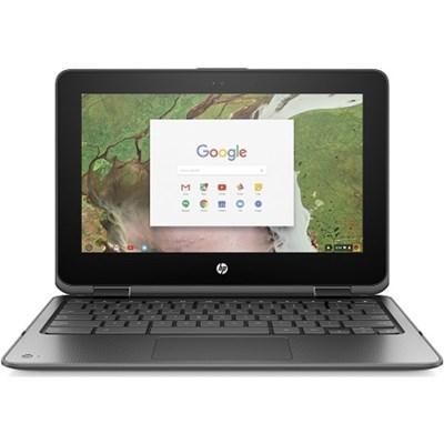 11-ae010nr x360 11` Intel N3350 Chromebook Convertible Laptop - 2MW49UA#ABA
