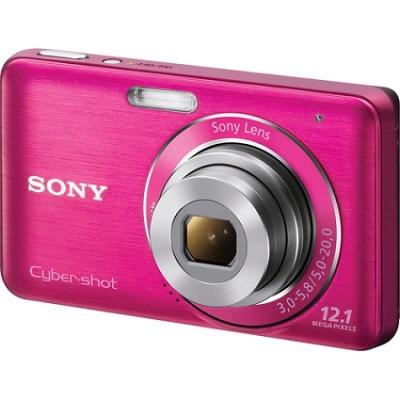 DSC-W310 Digital Camera (Pink)  - OPEN BOX