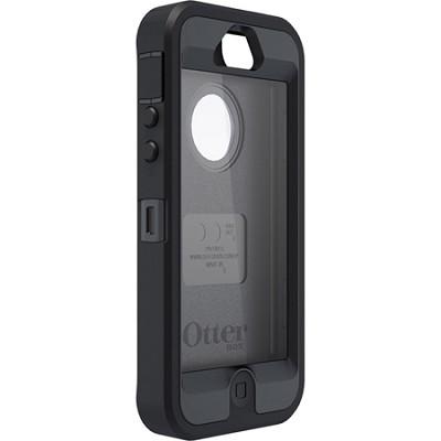 Defender Case for iPhone 5 (Black)