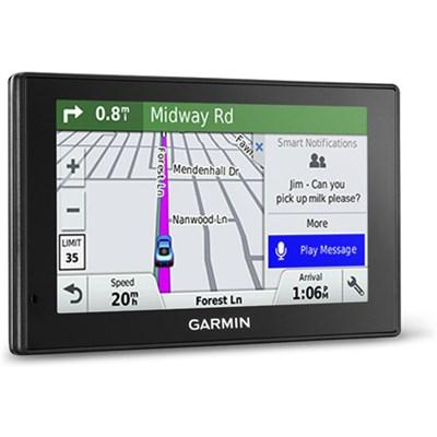 DriveSmart 50LMT GPS Navigator, Refurbished 1 Year Garmin Warranty