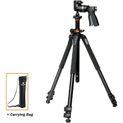 Aluminum Tripod with GH-100