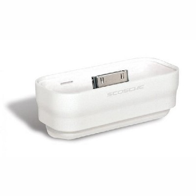 PassPORT USB Home Charging Adapter (White)