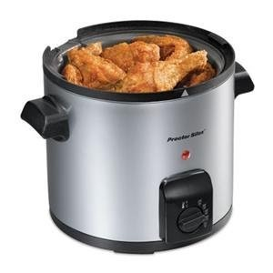 35017 4-Cup Oil Capacity Deep Fryer