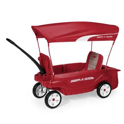 Ultimate Comfort Wagon