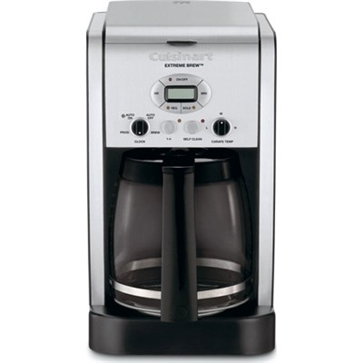 DCC-2650 - Brew Central 12-Cup Programmable Coffeemaker - Factory Refurbished