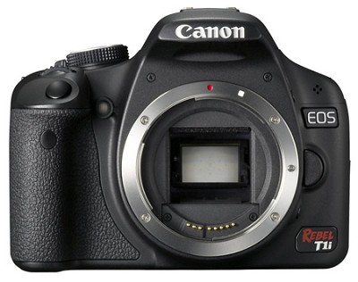 EOS Rebel T1i / 500D 15.1 MP CMOS Digital SLR Camera with 3-Inch LCD (Body Only)