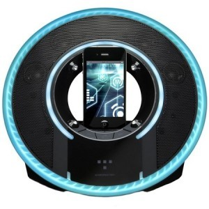 TRON iPod Identity Disc Dock Portable speakers with digital player dock (132727)