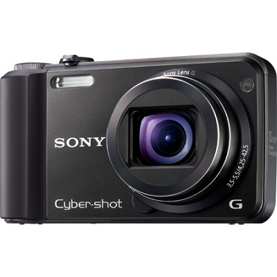 Cyber-shot DSC-H70 Black Digital Camera - OPEN BOX