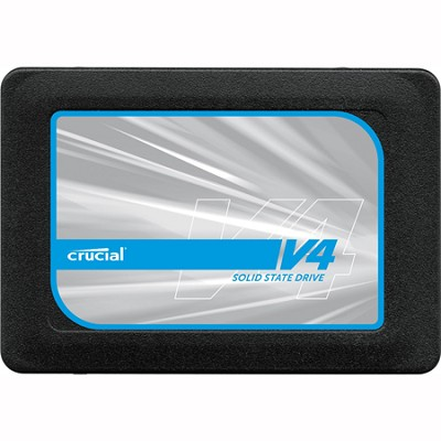 v4 32GB, SATA 3Gb/s 2.5` (9.5mm) Solid State Drive w/ Easy Laptop Install Kit