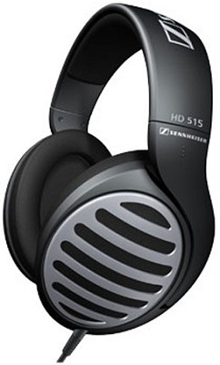 HD 515 - Dynamic Stereo Sound Audiophile 500 Series Headphones