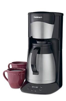 DTC-975BKN 12-Cup Programmable Thermal Coffeemaker (Black)