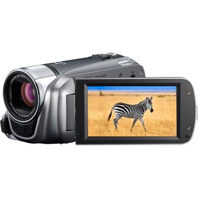 VIXIA HF R200 Flash Dual SD 1080p HD Camcorder w/ 3.0` Touchscreen