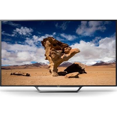 KDL-48W650D 48` Full HD 1080P TV with Built-in Wi-Fi W650D