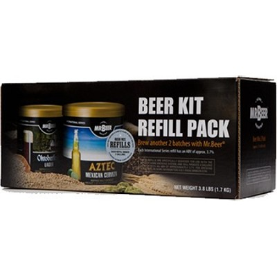 International Series 2-Beer Mix Variety Packs