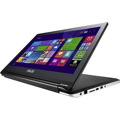 Flip TP500LA-DH51T 15.6 Inch Intel Core i5-4210U Touchscreen (Black) - OPEN BOX