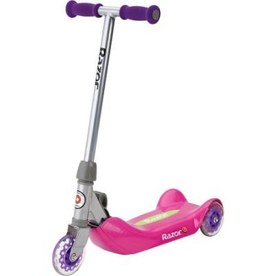 Jr. Folding Kiddie Kick Scooter - Pink - 13015061       **OPEN BOX**