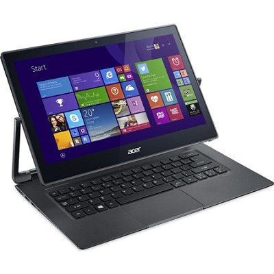 Aspire R7-371T-78GX 13.3` Full HD Touch Notebook Intel i7-5500U Dual-core 2.4GHz