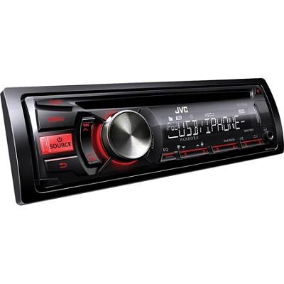 In-Dash CD/MP3/USB Car Stereo Receiver Head Unit (KD-R540)