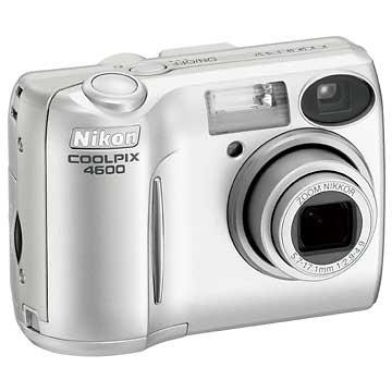 Coolpix 4600 Digital Camera