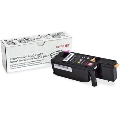 Magenta Toner Cartridge for Phaser 6022 WorkCentre 6027 - 106R02757