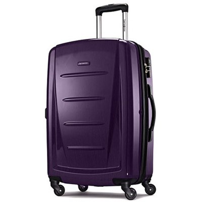 Winfield 2 Fashion HS Spinner 24` - Purple - OPEN BOX