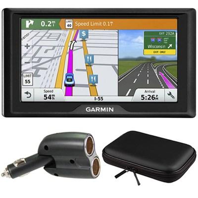 Drive 60LMT GPS Navigator (US Only) Charger Bundle