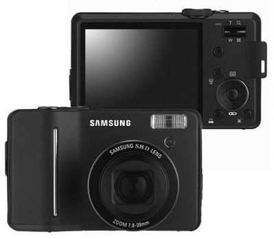 Digimax S1050 10.1 MP Digital Camera (Black)