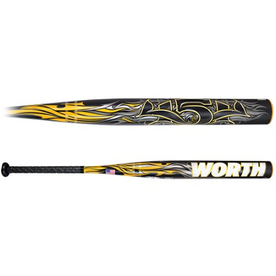 454 Comp USSSA Slow Pitch Softball Bat 34` / 26oz.
