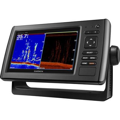 echoMAP 75dv 7-Inch Widescreen GPS Canada LakeVu HD Maps
