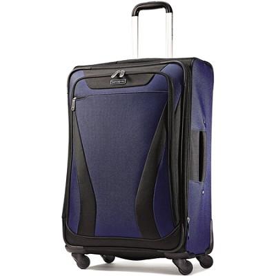 Aspire Gr8 25 Exp. Spinner Suitcase - Midnight Blue