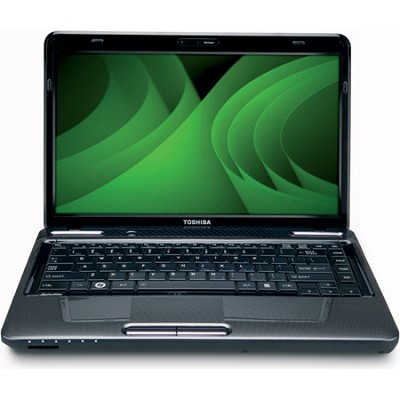 Satellite 14.0` L645-S4104 Notebook PC - Gray Intel Core i3-380M Processor