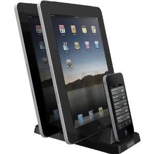 InCharge X3 Docking Station for iPod/iPhone/iPad - Black