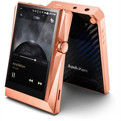 AK380 Copper Special Edition Hi-res Portable Audio Player