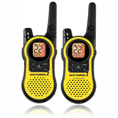 MH230R - 23-Mile Range 22-Channel FRS/GMRS Two-Way Radio (Pair)