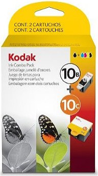 Combo Ink Cartridge - 10B+10C