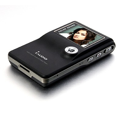 iAudiio X5 60GB MP3 Player