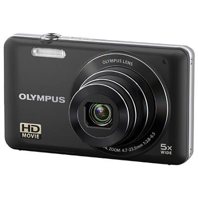 VG-120 14MP 5x Opt Zoom 3-inch LCD Digital Camera - Black