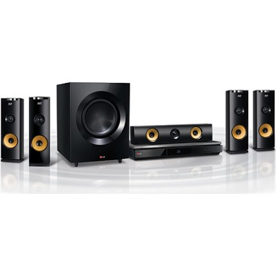 1460W 9.1ch 3D Smart Home Theater System with Wireless Speakers WiFi (BH9230BW)