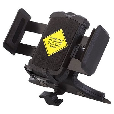 nGroove Universal CD Slot Mount for Cell Phones and GPS Devices