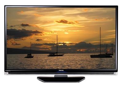 46XF550U - REGZA 46` High-definition 1080p LCD TV w/ SNB