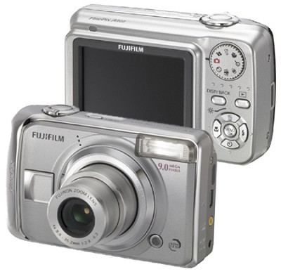 Finepix A900 Digital Camera