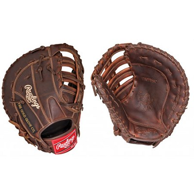 Heart of the Hide 12.5 inch First Base Glove (Right Hand Throw)