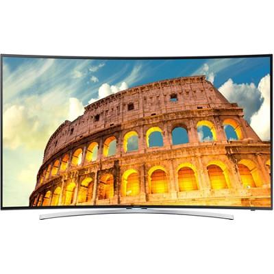 UN65H8000 - 65 inch 1080p 240Hz 3D Smart Curved LED HDTV