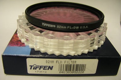 82mm FLD Filter