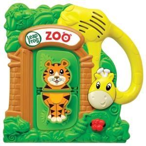 Magnet Zoo Animal Playset
