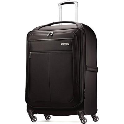 MIGHTlight 25` Ultra-lightweight Spinner Luggage - Black