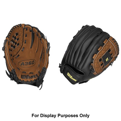 A360 Baseball Glove - Left Hand Throw - Size 12`