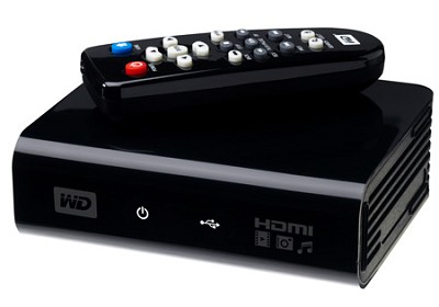 TV HD Media Player WDAVN00BN