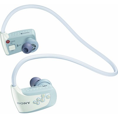 NWZ-W262 wearable Walkman 2GB MP3 player (White)